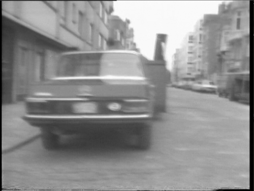 Video still from the second digitisation of Danny Matthys' work 'Zeedijk Knokke-Heist' (1973-1974).