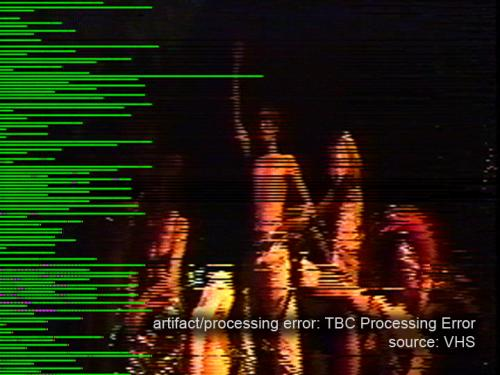 Screenshot of a TBC Processing Artifact from the A/V Artifact Atlas.